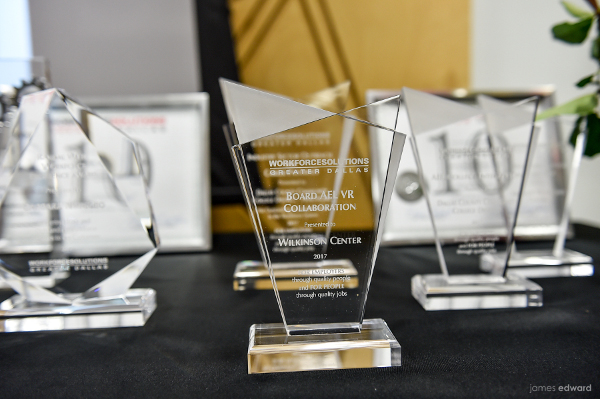 2017 WFSDallas Annual Awards Ceremony