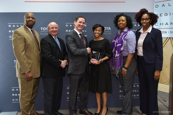 2017 Workforce Center of the Year - Mesquite Workforce Center